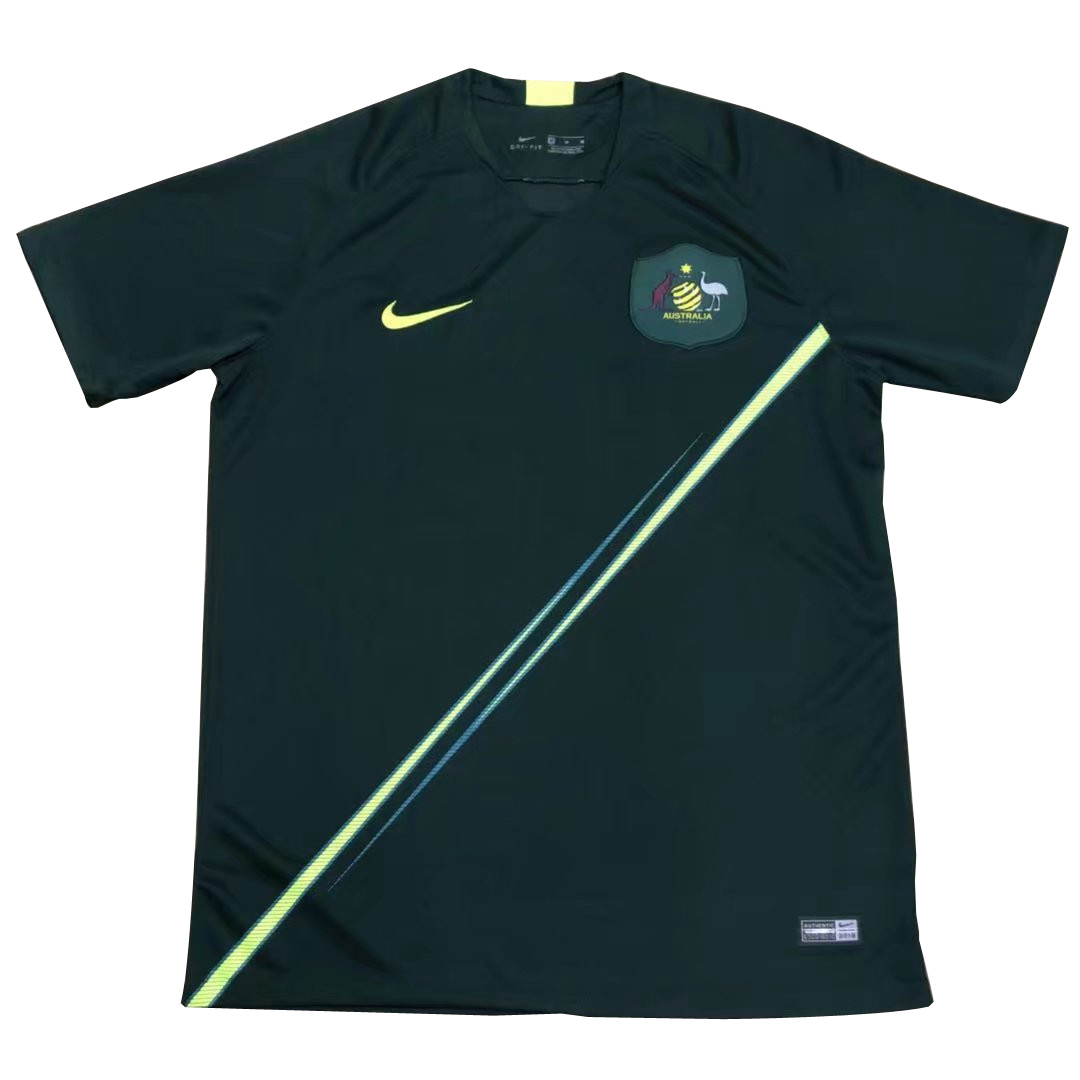 Australia Soccer Jersey 2018 World Cup Home Football Shirt